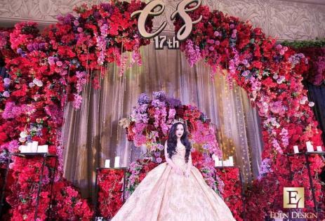 Surabaya wedding decoration eden design birthday wedding junglespirit Images